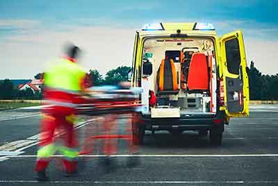 paramedics drug overdose help