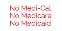 No Medicaid