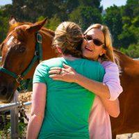 equine-therapy-drug-rehab-hug