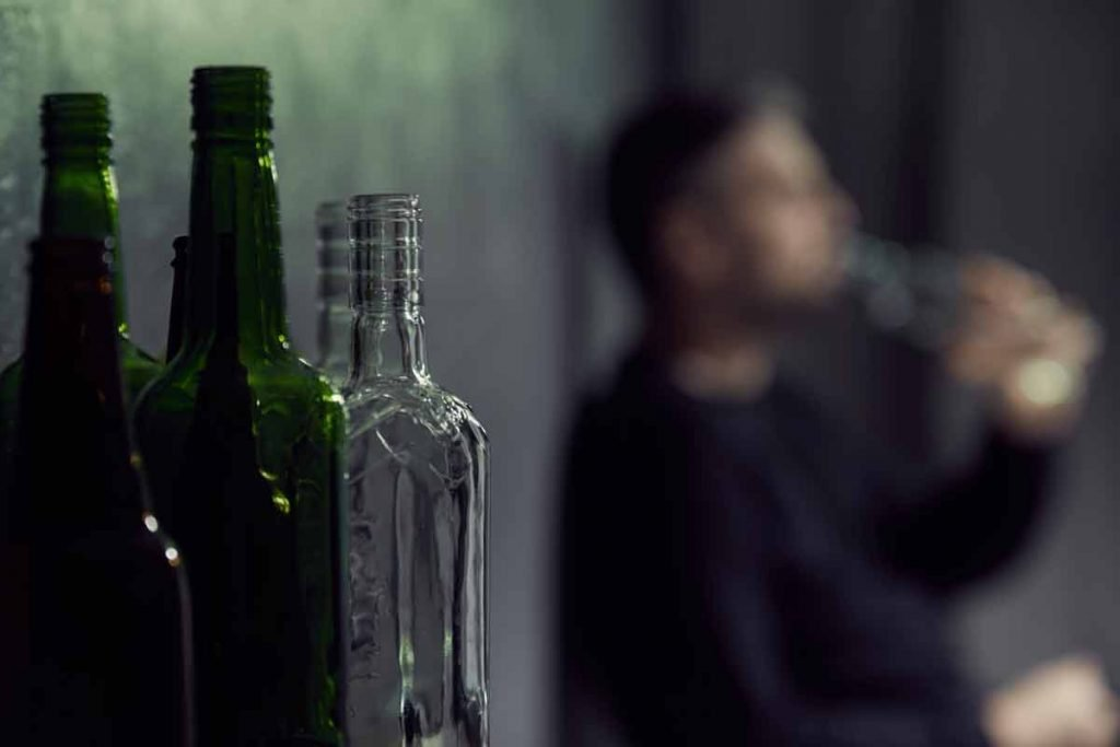 alcohol use disorder on the rise