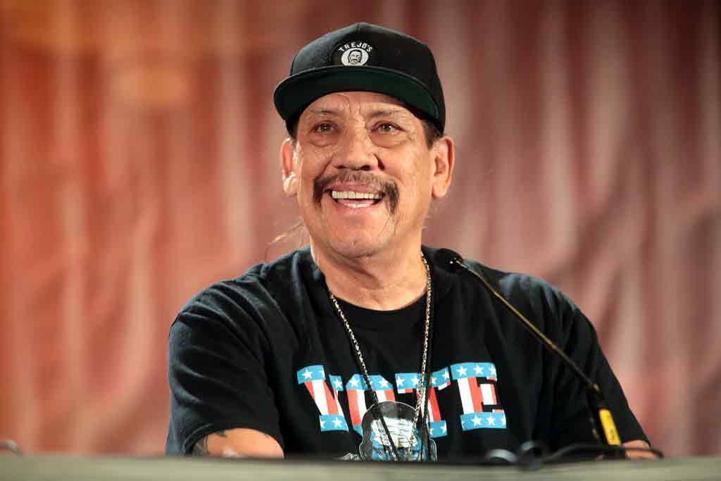 SoberHero: Danny Trejo Helps Rescue Baby in Sylmar