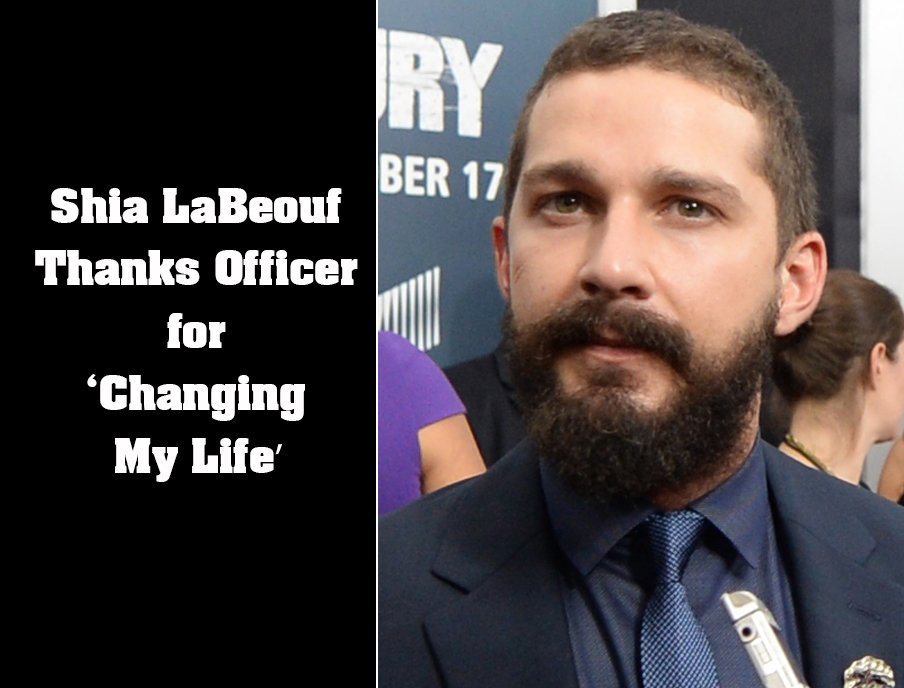 Shia LaBeouf Finds Sobriety and Gratitude