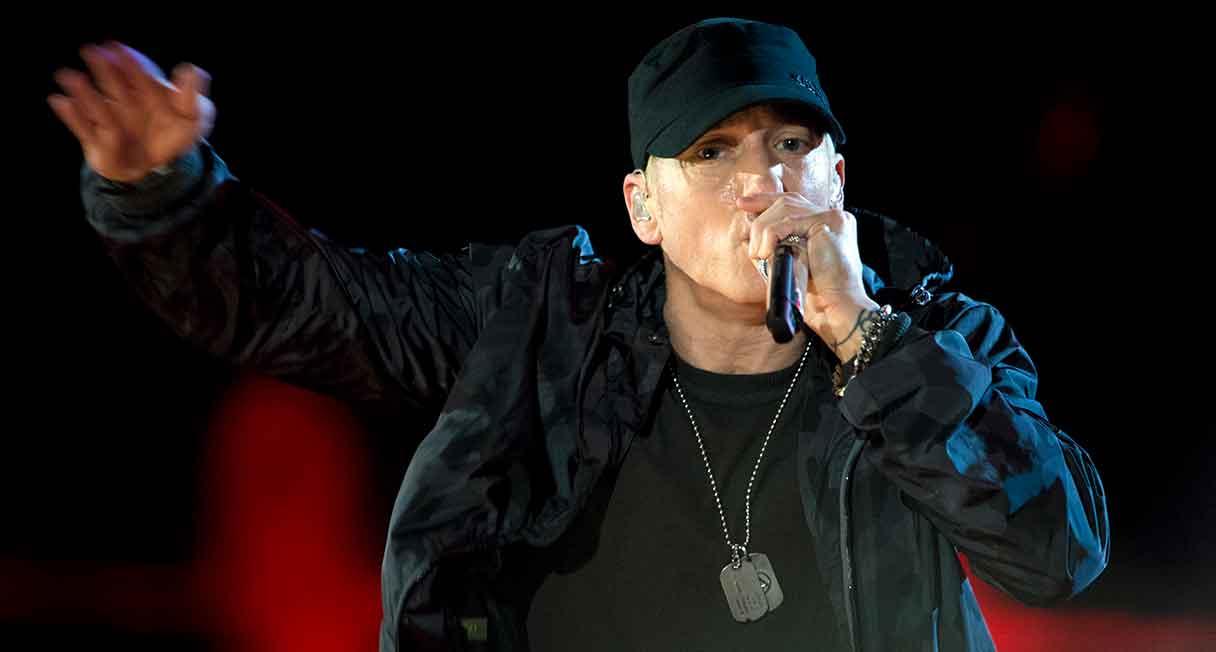 Eminem Celebrate 12 Years Sober