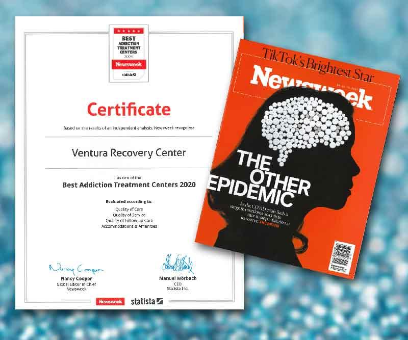 best drug rehab center newsweek
