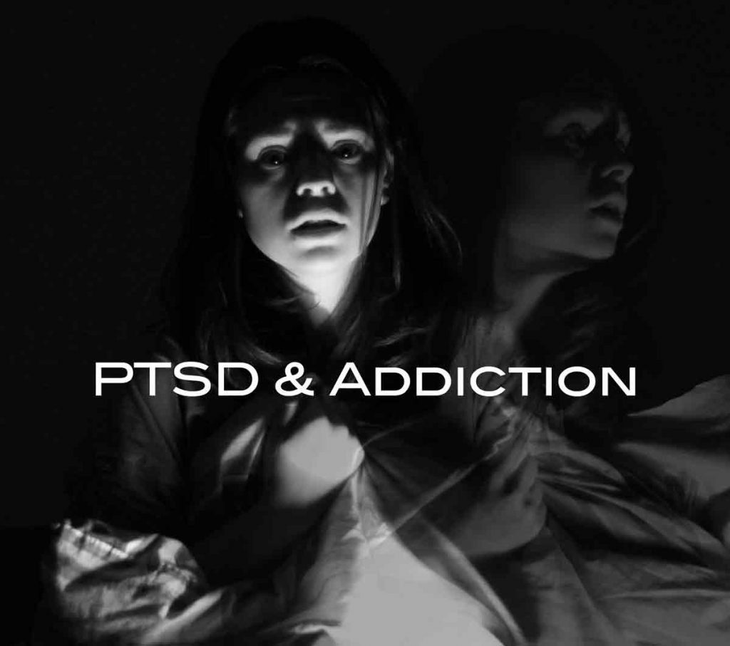 post traumatic stress disorder can cause addiction to drugs